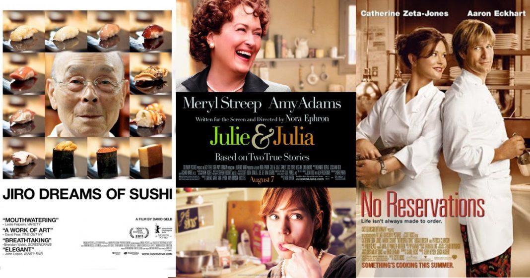 ภาพยนตร์อาหาร