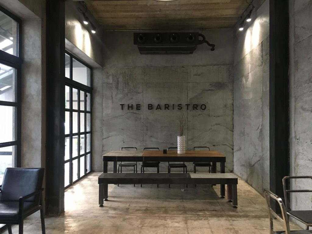 The Baristro